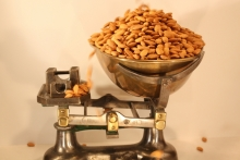 Raw Almonds - Product Image