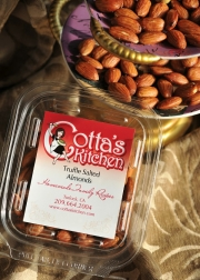 Truffle Salted Almonds - Product Image